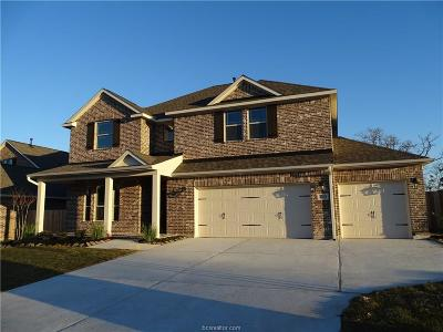 College Station Single Family Home For Sale: 2705 Wolveshire