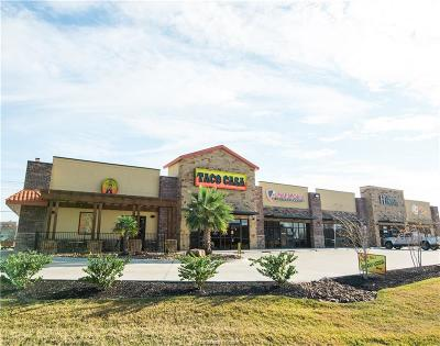 College Station Commercial For Sale: 650 William D. Fitch Pkwy.