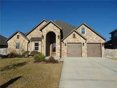 College Station Single Family Home For Sale: 4406 Uphor Court