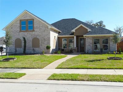 College Station Single Family Home For Sale: 2701 Wolveshire Lane