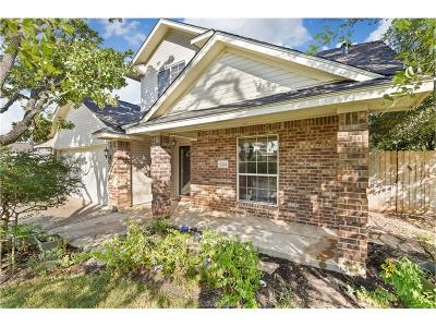 Bryan , College Station  Single Family Home For Sale: 1304 Portsmouth Court