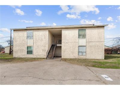 Brazos County Multi Family Home For Sale: 2811 Cypress Bend Circle