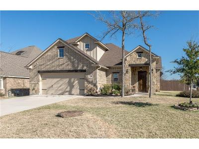 College Station Single Family Home For Sale: 4100 Deep Stone Court