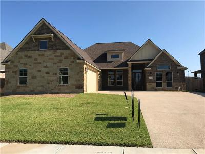 College Station Single Family Home For Sale: 4413 Norwich Drive