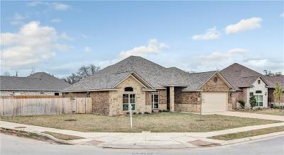 College Station Single Family Home For Sale: 4065 Crooked Creek