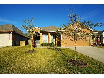 College Station Single Family Home For Sale: 15430 Baker Meadow Loop