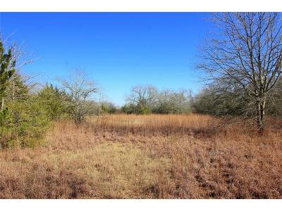 College Station, Bryan, Iola, Caldwell, Navasota, Franklin, Madisonville, North Zulch, Hearne Residential Lots & Land For Sale: 2tbd Sadberry Rd