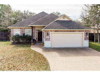 Bryan Single Family Home For Sale: 2707 Colony Village Drive