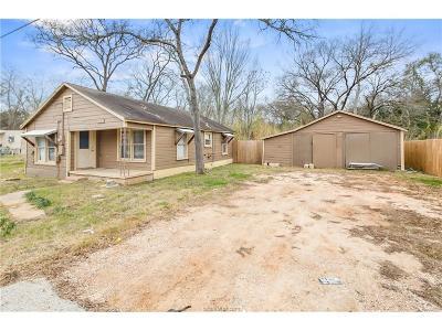 Bryan Single Family Home For Sale: 1916 Stevens Drive