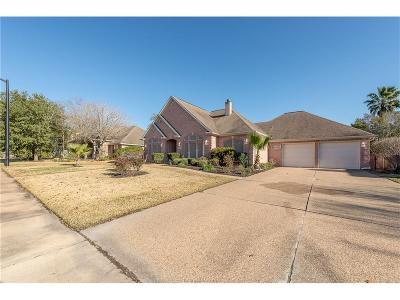 College Station Single Family Home For Sale: 5128 Bellerive Bend Drive
