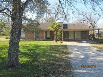 Bryan Single Family Home For Sale: 6373 Hollow Heights Drive