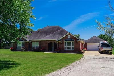 College Station Single Family Home For Sale: 5377 Raymond Stotzer