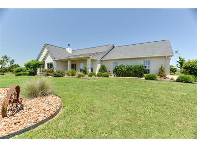 Burleson County Single Family Home For Sale: 5905 Pr 2013