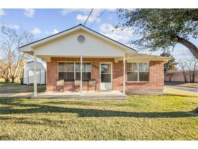 College Station Single Family Home For Sale: 400 Thompson Street