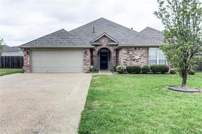 College Station Single Family Home For Sale: 317 Bernburg
