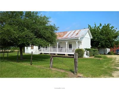 Grimes County Single Family Home For Sale: 6750 County Road 406