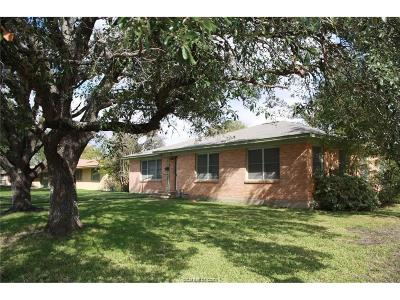 Bryan TX Single Family Home For Sale: $187,900