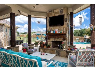 College Station Single Family Home For Sale: 4825 Williams Creek Drive