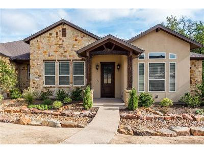 College Station Single Family Home For Sale: 11773 Spanish Oak Court