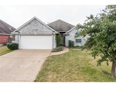 College Station Single Family Home For Sale: 3818 Dresden Lane