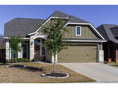 College Station Single Family Home For Sale: 15444 Baker Meadow Loop