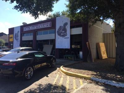 College Station Commercial For Sale: 3100 Texas