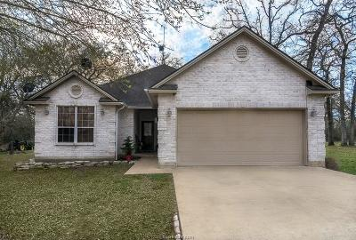 Burleson County Single Family Home For Sale: 1185 Cr 278