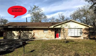 College Station Rental For Rent: 1223 North Ridgefield