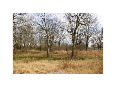 Navasota Residential Lots & Land For Sale: 521 Minnie Street