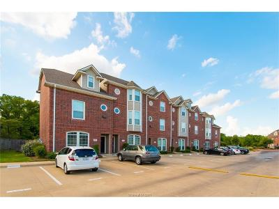 College Station Condo/Townhouse For Sale: 305 Holleman Drive #1404