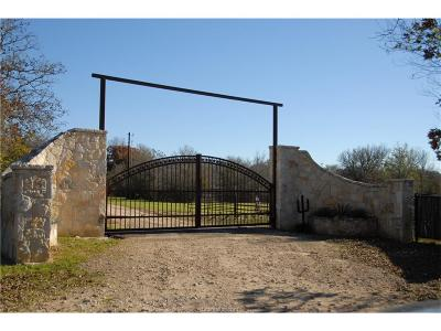 Burleson County Single Family Home For Sale: 99999 Private Road 4024