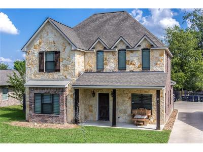 College Station Single Family Home For Sale: 817 Churchill Street