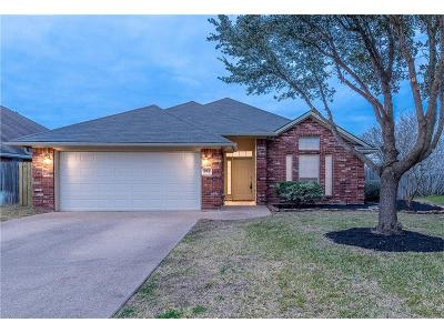 College Station Single Family Home For Sale: 254 Stuttgart Circle