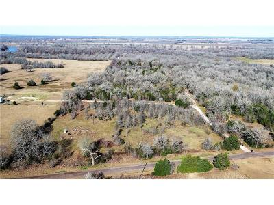 College Station, Bryan, Iola, Caldwell, Navasota, Franklin, Madisonville, North Zulch, Hearne Residential Lots & Land For Sale: Tbd Antioch Road