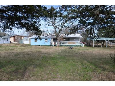 Burleson County Single Family Home For Sale: 1005 Silver Ore Drive