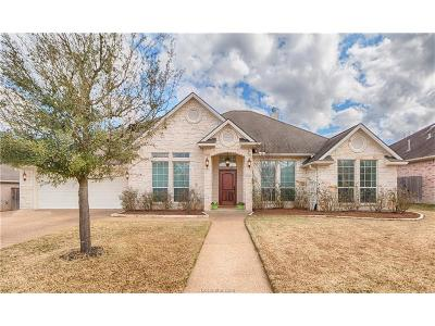 College Station Single Family Home For Sale: 4517 Lapis Court