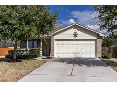 College Station Single Family Home For Sale: 5100 Sagewood Drive