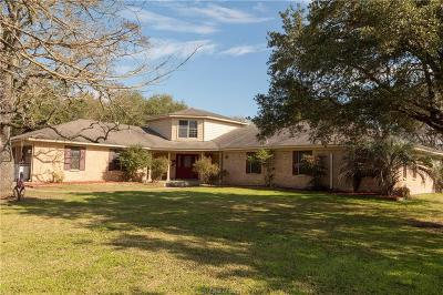 College Station Single Family Home For Sale: 1503 Feather Run Circle