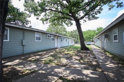 Brazos County Multi Family Home For Sale: 500 Foch Street