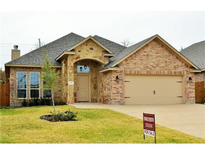 College Station Single Family Home For Sale: 4270 Rock Bend Drive