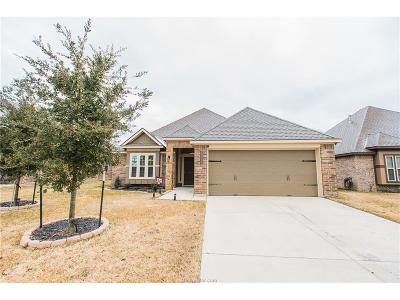 College Station Single Family Home For Sale: 15315 Lowry Meadow Lane