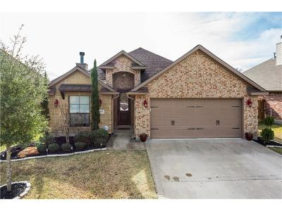 College Station Single Family Home For Sale: 4030 Rocky Vista Drive