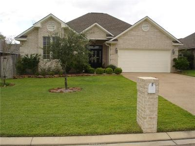 College Station Single Family Home For Sale: 2344 Kendal Green