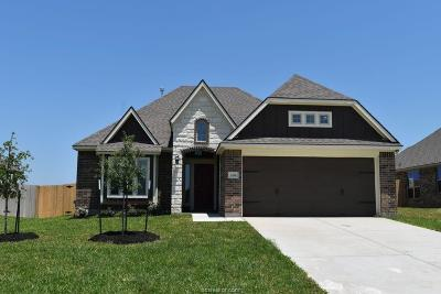 Grimes County Single Family Home For Sale: 7414 Masters Drive