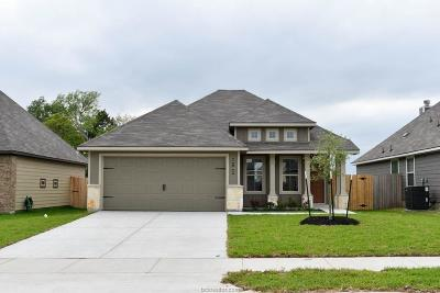 Bryan TX Single Family Home For Sale: $212,900