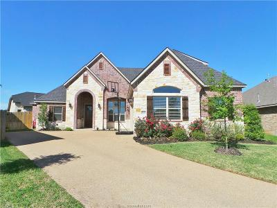 College Station Single Family Home For Sale: 2620 Warkworth Lane