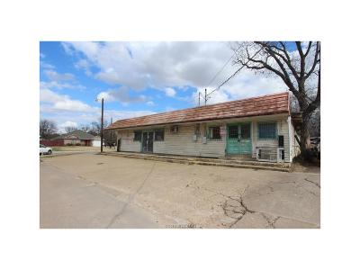 Bryan Commercial For Sale: 309 W 21st