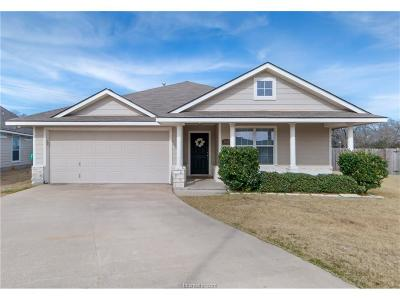 College Station Single Family Home For Sale: 1025 Fallbrook