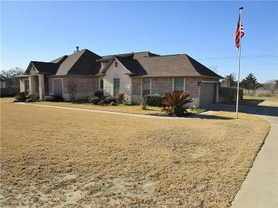 Bryan Single Family Home For Sale: 7268 Riverstone Drive