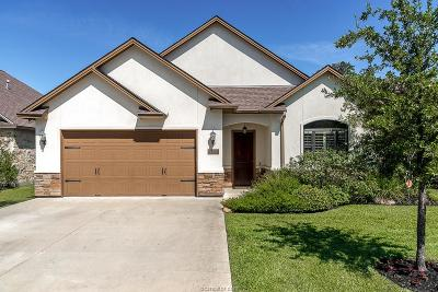 College Station Single Family Home For Sale: 4249 Rock Bend Drive